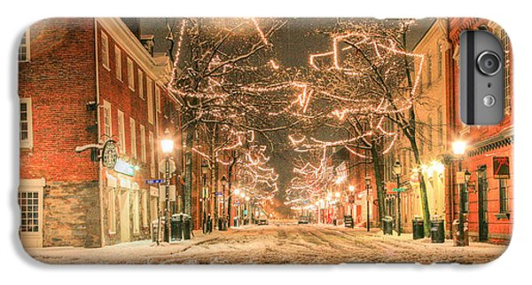 King Street IPhone 7 Plus Case by JC Findley