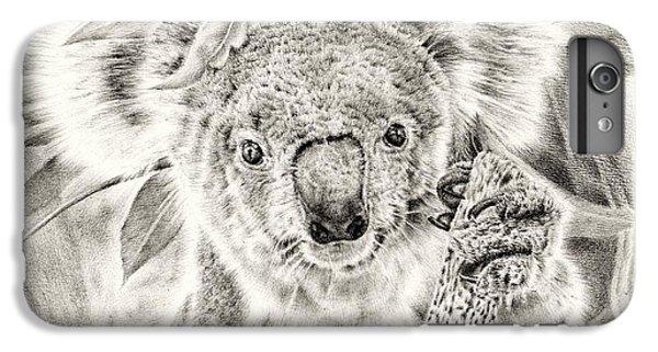 Koala Garage Girl IPhone 7 Plus Case