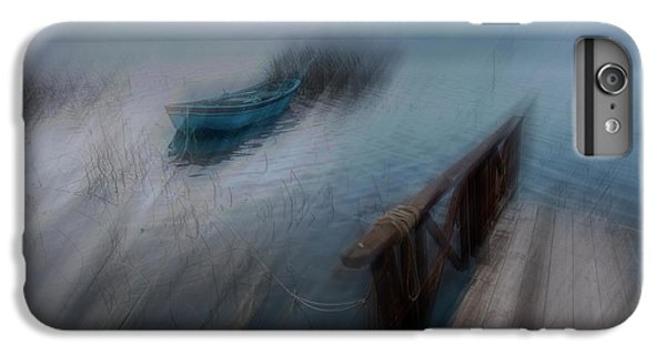 Boats iPhone 7 Plus Case - Lake by ?irin Akt?rk