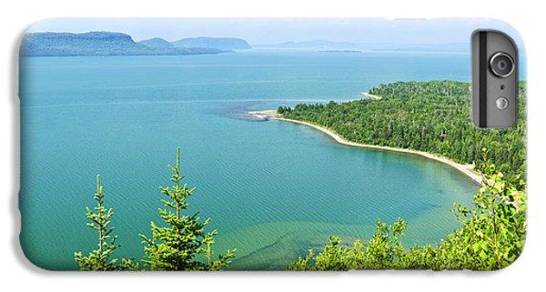 Lake Superior iPhone 7 Plus Case - Lake Superior by Elena Elisseeva