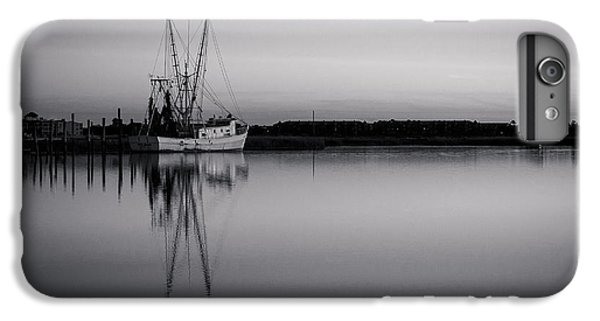 Shrimp Boats iPhone 7 Plus Case - Late Folly by Nicole Robinson