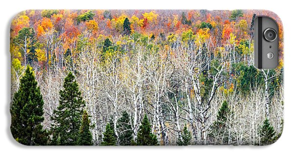 Lake Superior iPhone 7 Plus Case - Layers Of Autumn by Mary Amerman