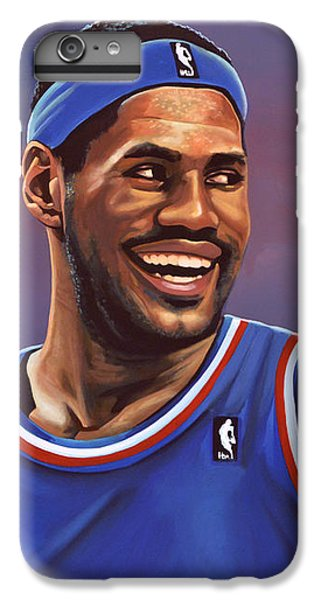 Athletes iPhone 7 Plus Case - Lebron James  by Paul Meijering