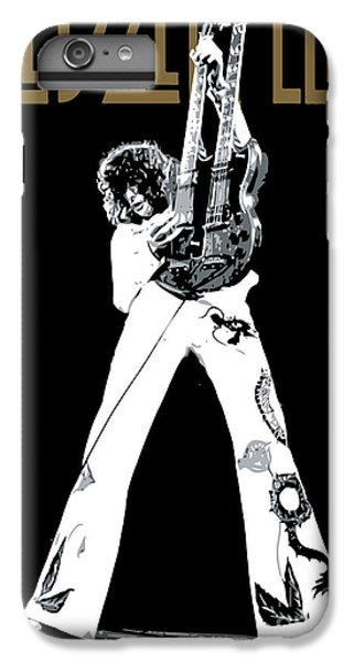 Led Zeppelin No.06 IPhone 7 Plus Case by Caio Caldas