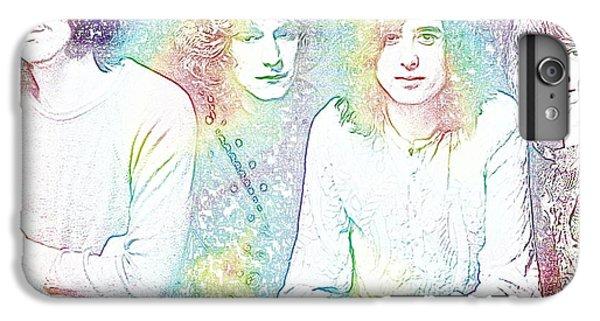 Led Zeppelin Tie Dye IPhone 7 Plus Case