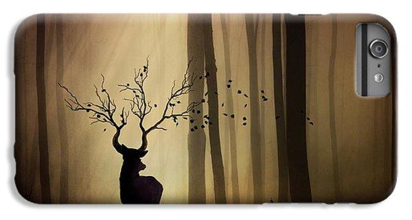 Fairy iPhone 7 Plus Case - Legendes D'automne by Sebastien Del Grosso