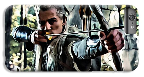 Legolas IPhone 7 Plus Case