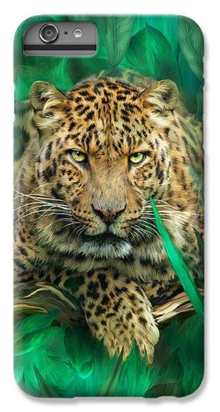 Leopard - Spirit Of Empowerment IPhone 7 Plus Case