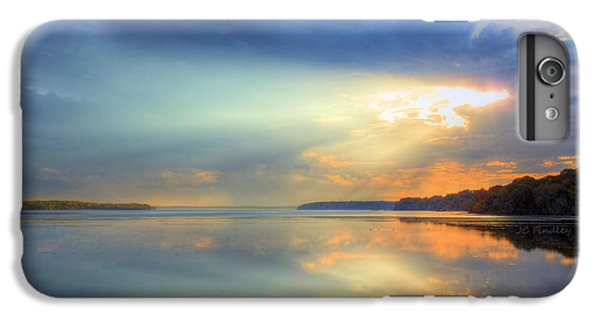 Let There Be Light IPhone 7 Plus Case by JC Findley