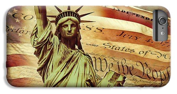 Declaration Of Independence IPhone 7 Plus Case