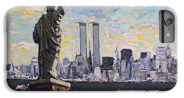 Statue Of Liberty iPhone 7 Plus Case - Liberty by Ylli Haruni