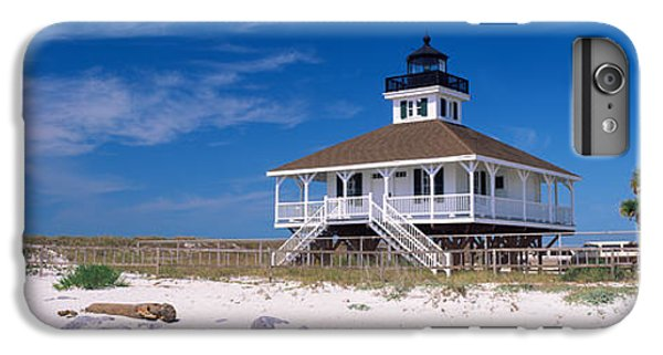 Lighthouse On The Beach, Port Boca IPhone 7 Plus Case by Panoramic Images