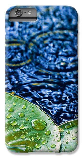 Lily Pads IPhone 7 Plus Case by Debi Bishop