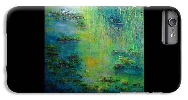 Lily Pond Tribute To Monet IPhone 7 Plus Case