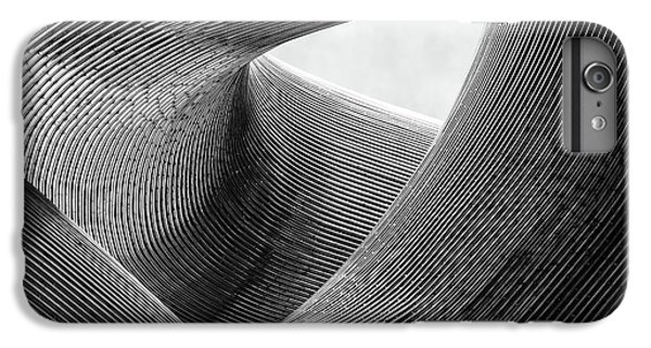 Berlin iPhone 7 Plus Case - Lines by Peter Pfeiffer