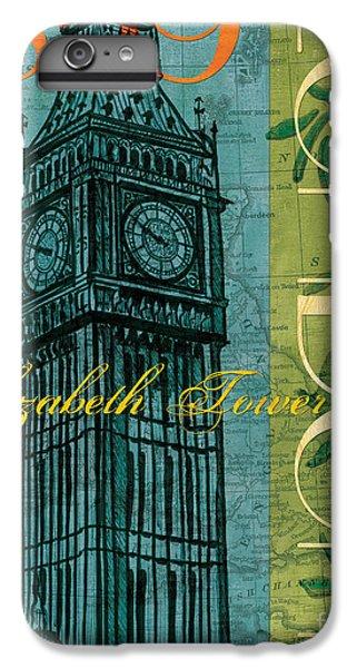Big Ben iPhone 7 Plus Case - London 1859 by Debbie DeWitt