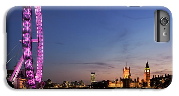 London Eye IPhone 7 Plus Case by Rod McLean