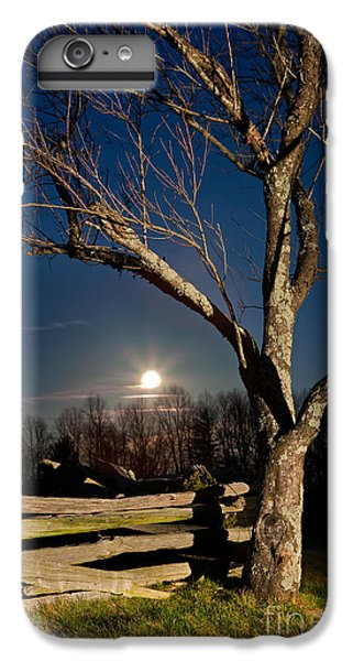 Lunar Landing - Blue Ridge Parkway IPhone 7 Plus Case by Dan Carmichael