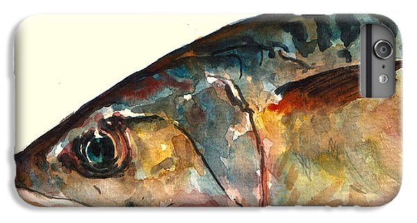 Mackerel Fish IPhone 7 Plus Case by Juan  Bosco