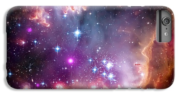 Space iPhone 7 Plus Case - Magellanic Cloud 3 by Jennifer Rondinelli Reilly - Fine Art Photography