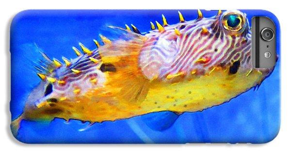 Magic Puffer - Fish Art By Sharon Cummings IPhone 7 Plus Case