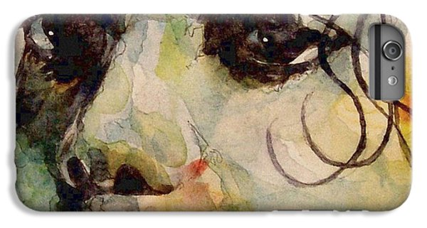 Michael Jackson iPhone 7 Plus Case - Man In The Mirror by Paul Lovering