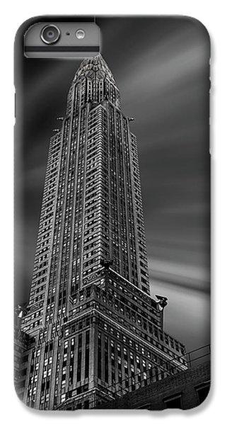 Chrysler Building iPhone 7 Plus Case - Manhattan (chrysler) by Martin Zalba