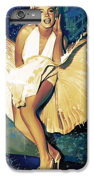 Marilyn Monroe Artwork 4 IPhone 7 Plus Case