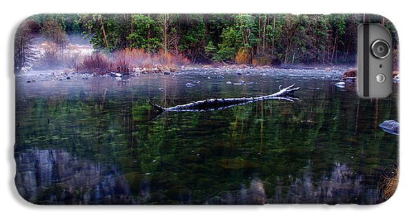 Merced River Riverscape IPhone 7 Plus Case by Scott McGuire