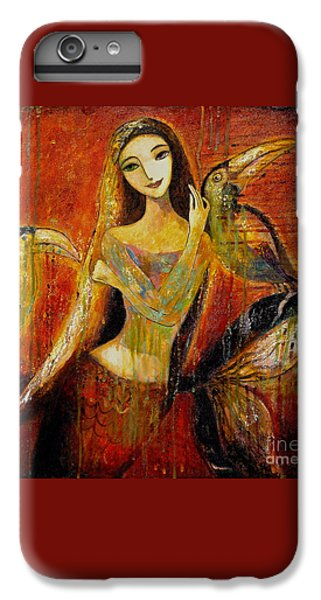 iPhone 7 Plus Case - Mermaid Bride by Shijun Munns