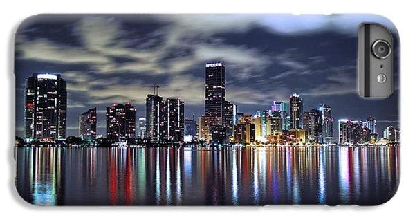 Miami Skyline IPhone 7 Plus Case