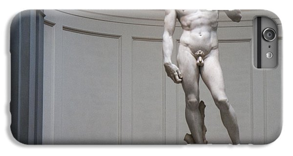Michelangelo's David IPhone 7 Plus Case by Nathan Rupert