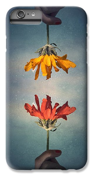 Daisy iPhone 7 Plus Case - Middle Ground by Tara Turner