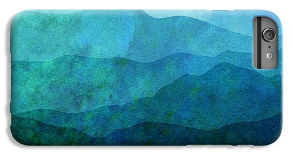 Moon iPhone 7 Plus Case - Moonlight Hills by Gary Grayson