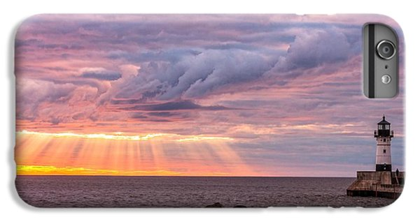 Lake Superior iPhone 7 Plus Case - Morning Has Broken by Mary Amerman