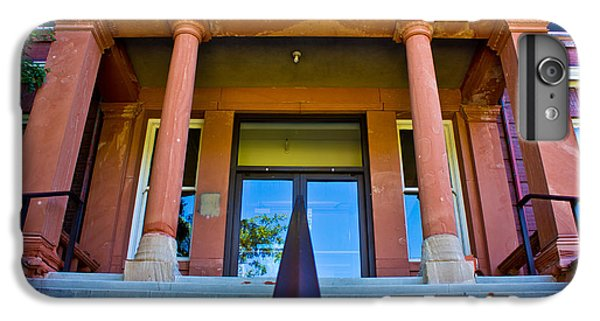 Morrill Hall On Michigan State Campus  IPhone 7 Plus Case by John McGraw