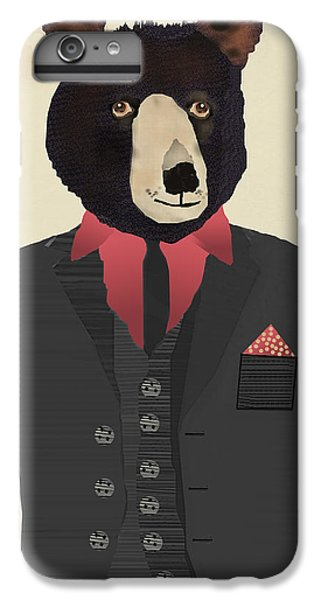 Mr Grizzly Bear IPhone 7 Plus Case