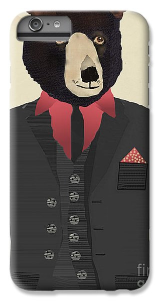 Mr Grizzly IPhone 7 Plus Case