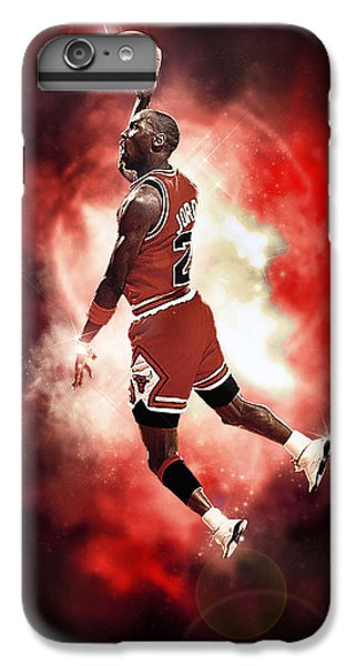 Michael Jordan Dunk IPhone 7 Plus Case