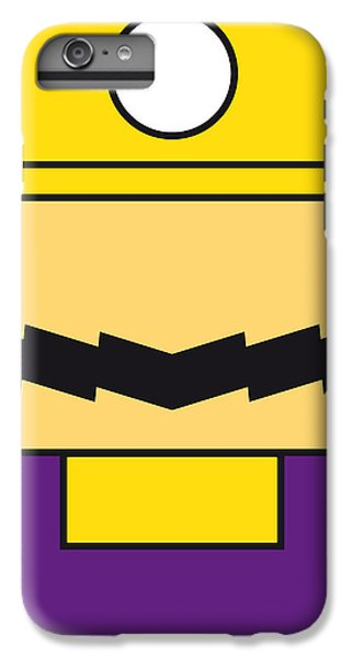 Donkey iPhone 7 Plus Case - My Mariobros Fig 04 Minimal Poster by Chungkong Art