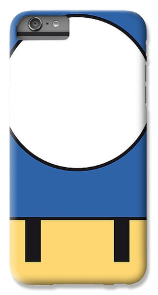 Donkey iPhone 7 Plus Case - My Mariobros Fig 05d Minimal Poster by Chungkong Art