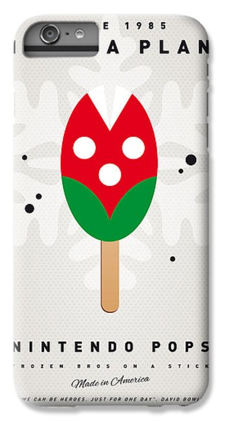 Donkey iPhone 7 Plus Case - My Nintendo Ice Pop - Piranha Plant by Chungkong Art