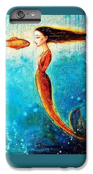iPhone 7 Plus Case - Mystic Mermaid II by Shijun Munns