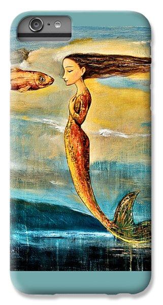 iPhone 7 Plus Case - Mystic Mermaid IIi by Shijun Munns