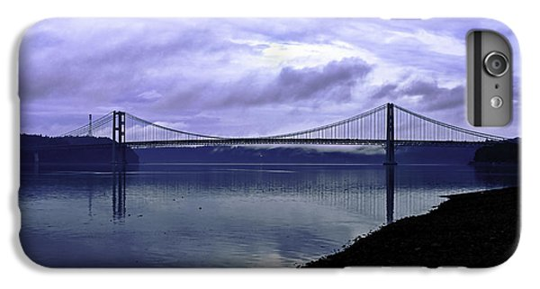 IPhone 7 Plus Case featuring the photograph Narrows Bridge by Anthony Baatz