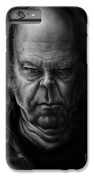 Neil Young IPhone 7 Plus Case