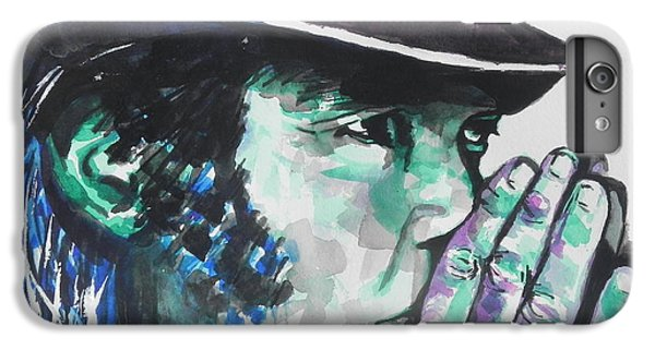 Neil Young IPhone 7 Plus Case by Chrisann Ellis