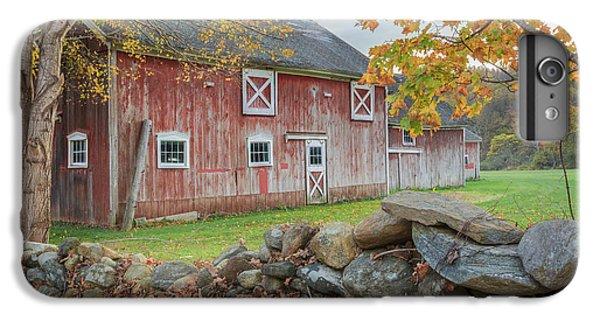 New England Barn IPhone 7 Plus Case