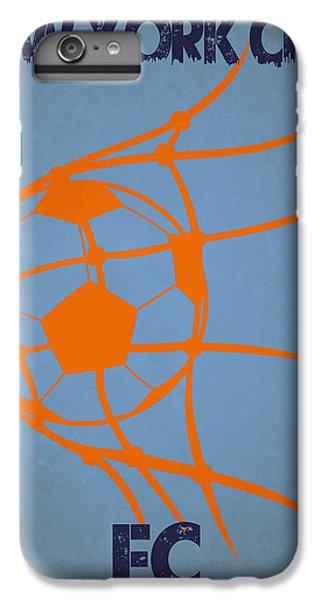 Soccer iPhone 7 Plus Case - New York City Fc Goal by Joe Hamilton