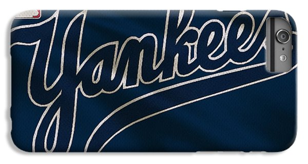 Derek Jeter iPhone 7 Plus Case - New York Yankees Uniform by Joe Hamilton